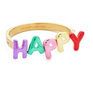 Kate Spade happy bangle